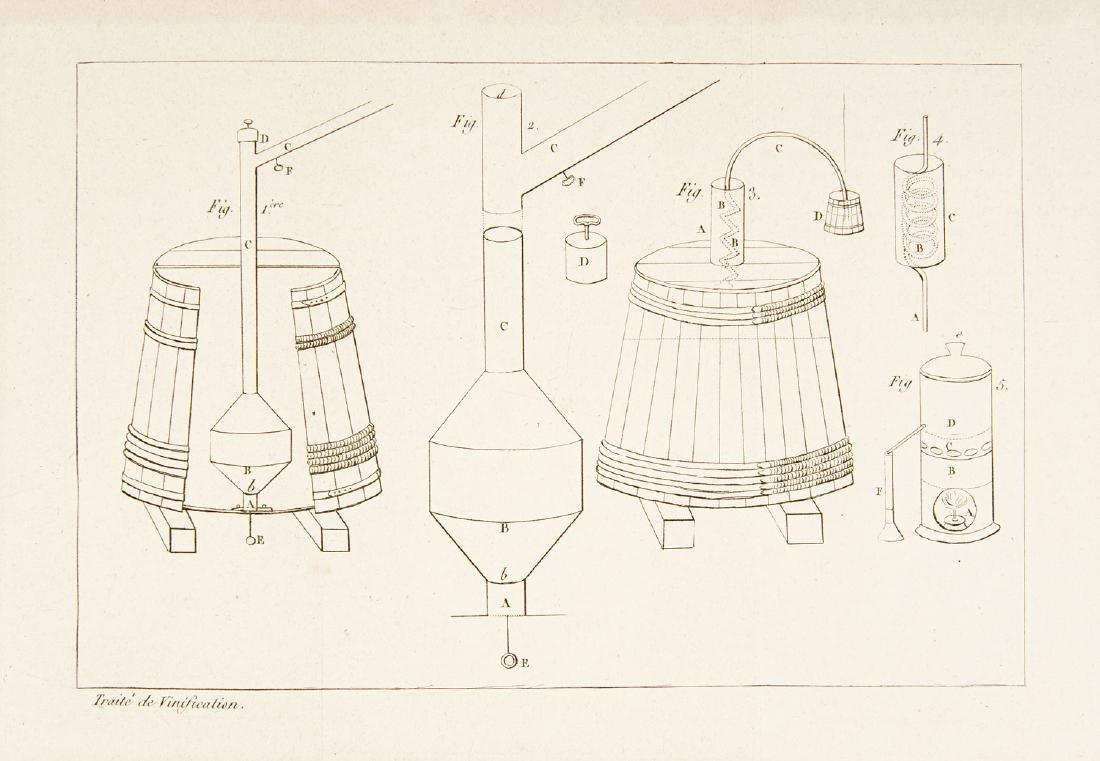 Wine. DUBIEF. Traite complet theorique et pratique