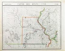 VANDERMAELEN. Atlas universel de géographie physique,