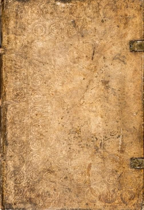 Incunabula. History of the Renaissance. CAMPANUS.