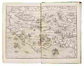 RAMUSIO. Delle navigationi et viaggi. 1588, 1583, 1565