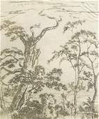SMITH. Lot of two etchings.