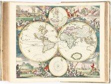 Atlas. DE WIT. Atlas Maior.