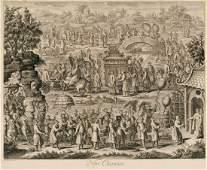 China. DU HALDE. Description geographique historique,