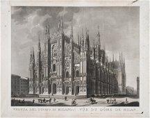 [Milan] View of the Duomo
