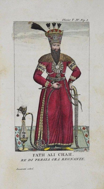 [Persia] OLIVIER. Viaggio nella Persia