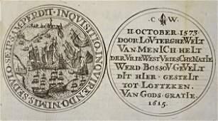 Coins Histoire metallique 1688