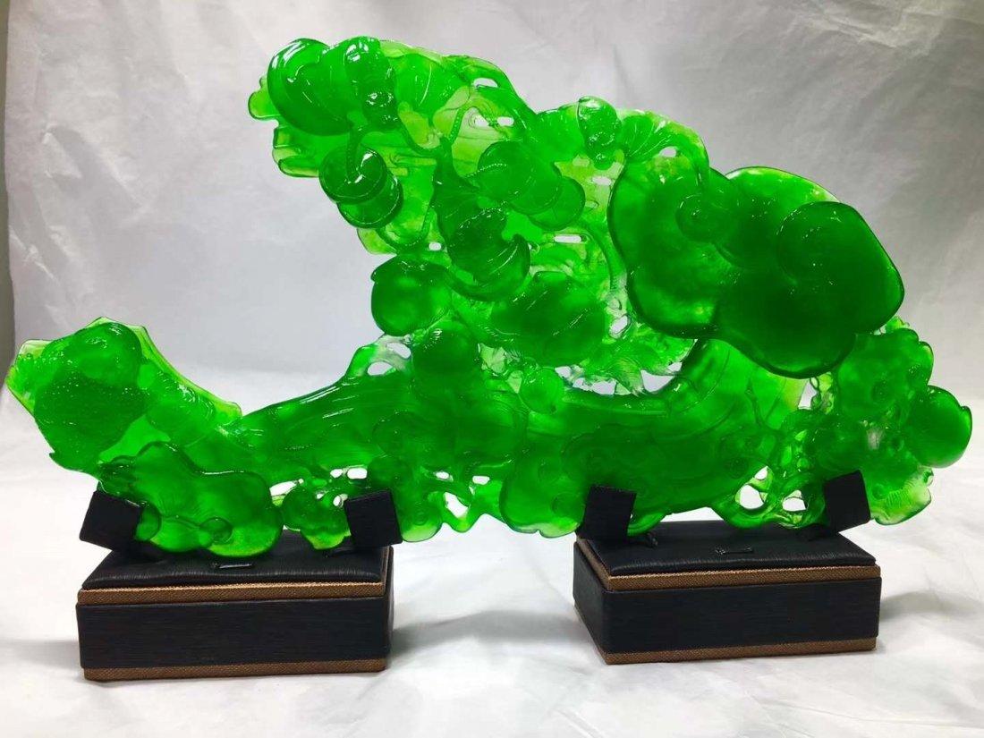 Emerald Jade Wishful