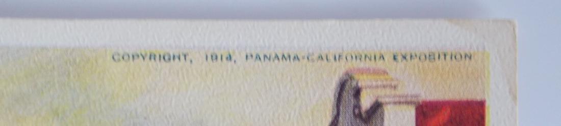 Unused 1915 Panama-California Exposition Postcard - 3