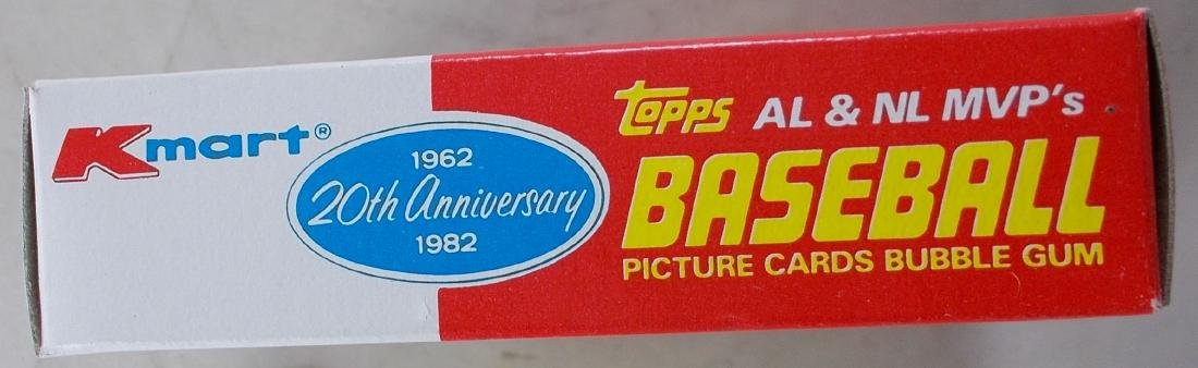 Unopened Box of 44 Topps Kmart Collectors Series - 4