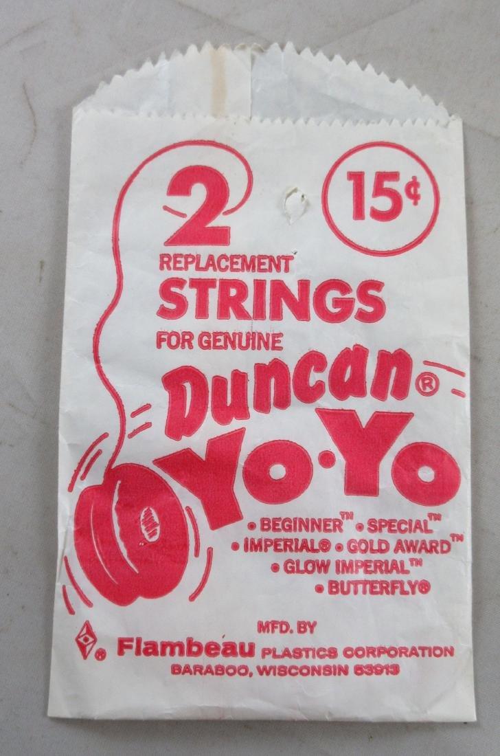 Vintage Yo-Yo Replacement String Bag