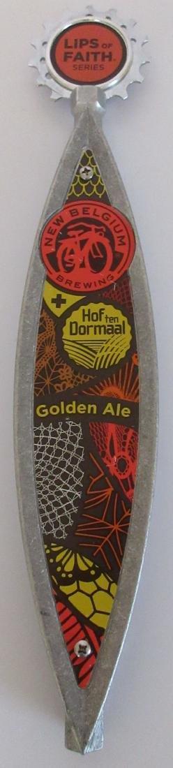 NEW BELGIUM Golden Ale Beer Tap