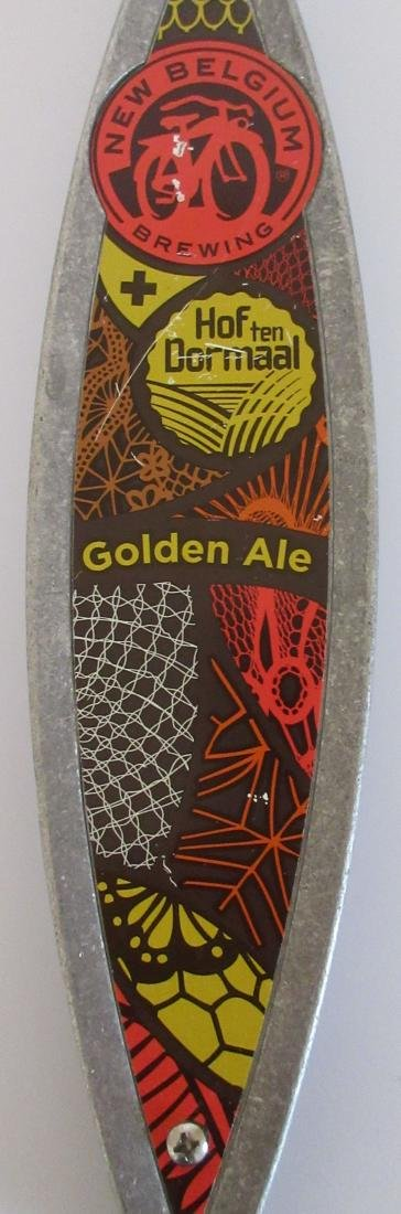 NEW BELGIUM Golden Ale Beer Tap - 2