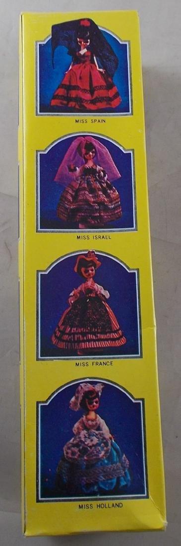 Vintage International Beauties Miss Universe Doll w/ - 3