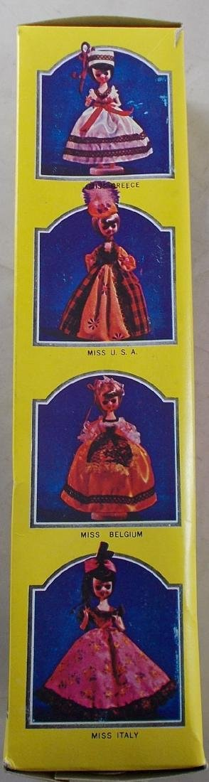 Vintage International Beauties Miss Universe Doll w/ - 4