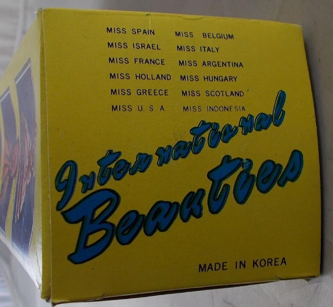 Vintage International Beauties Miss Universe Doll w/ - 6