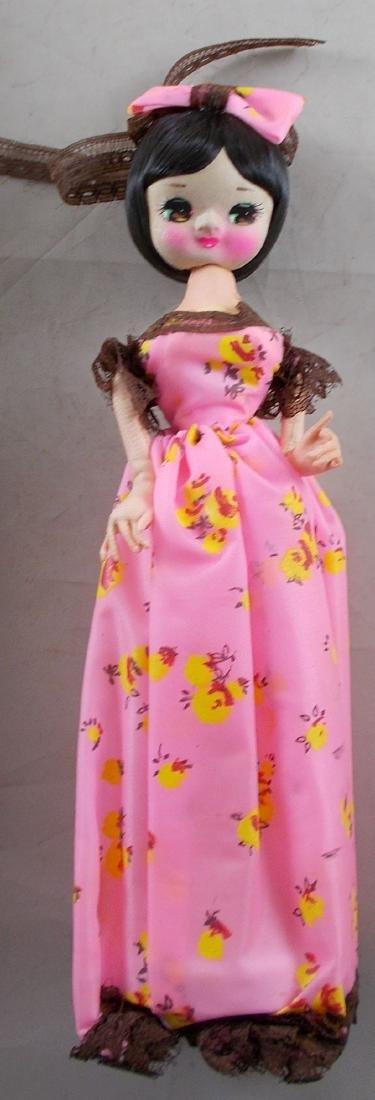 Vintage International Beauties Miss Universe Doll w/ - 7