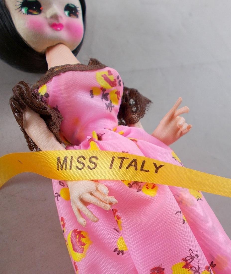 Vintage International Beauties Miss Universe Doll w/ - 8