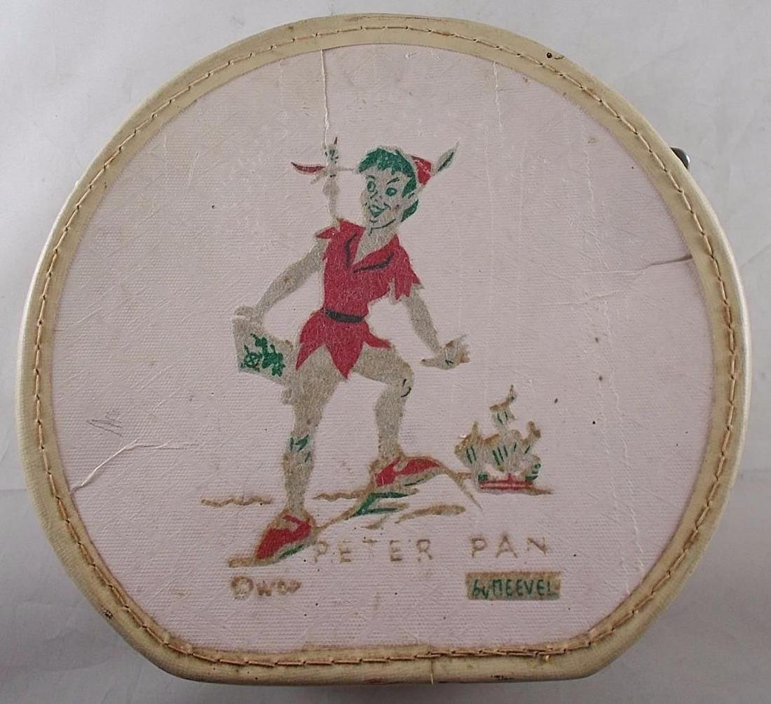 Walt Disney Peter Pan Doll Carry Case by NEEVEL c.
