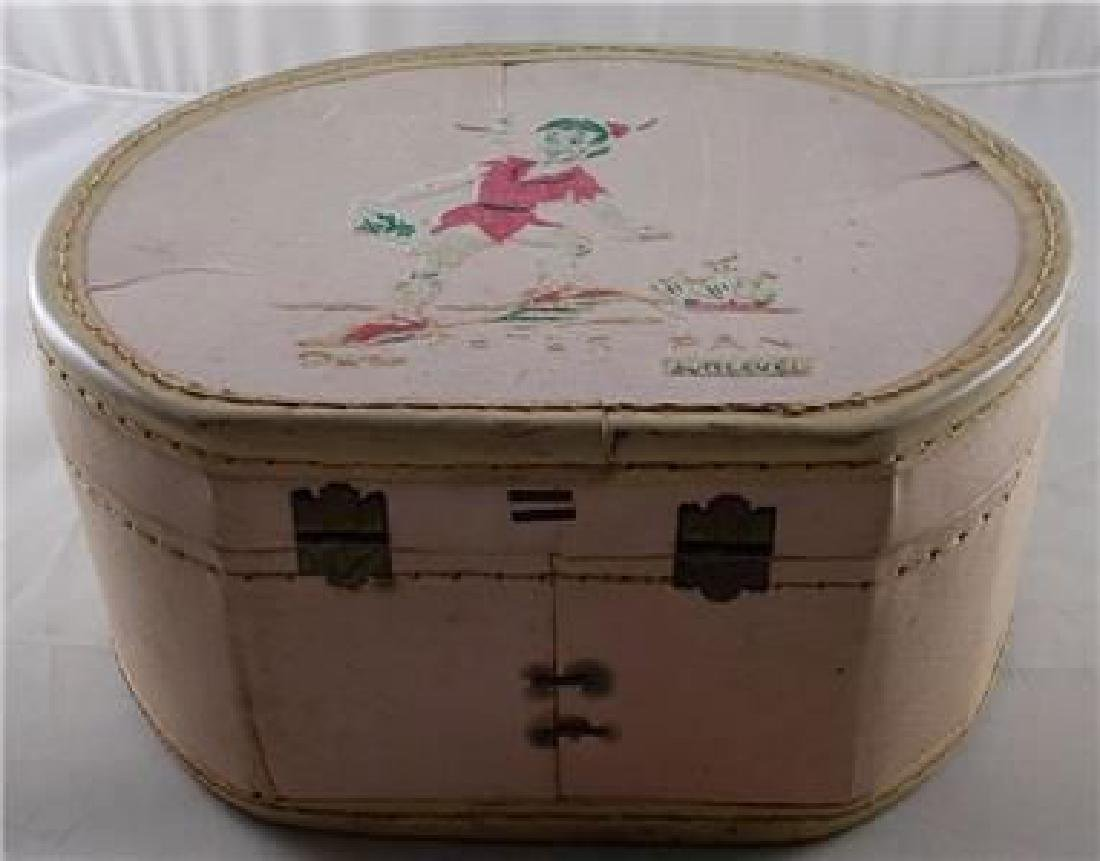 Walt Disney Peter Pan Doll Carry Case by NEEVEL c. - 2