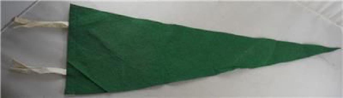 RARE 1914 Indianapolis Speedway Felt Pennant - Early - 2