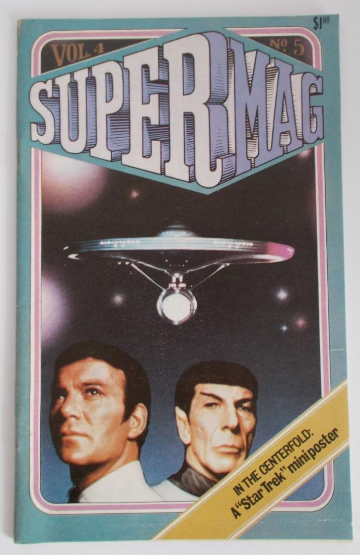 Supermag Star Trek Issue Vol 4 No 5