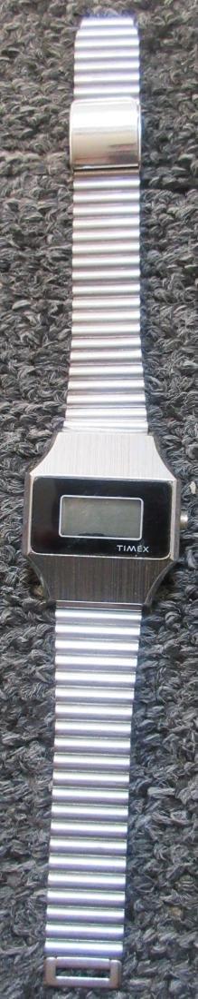 Vintage TIMEX H-Cell Digital Watch