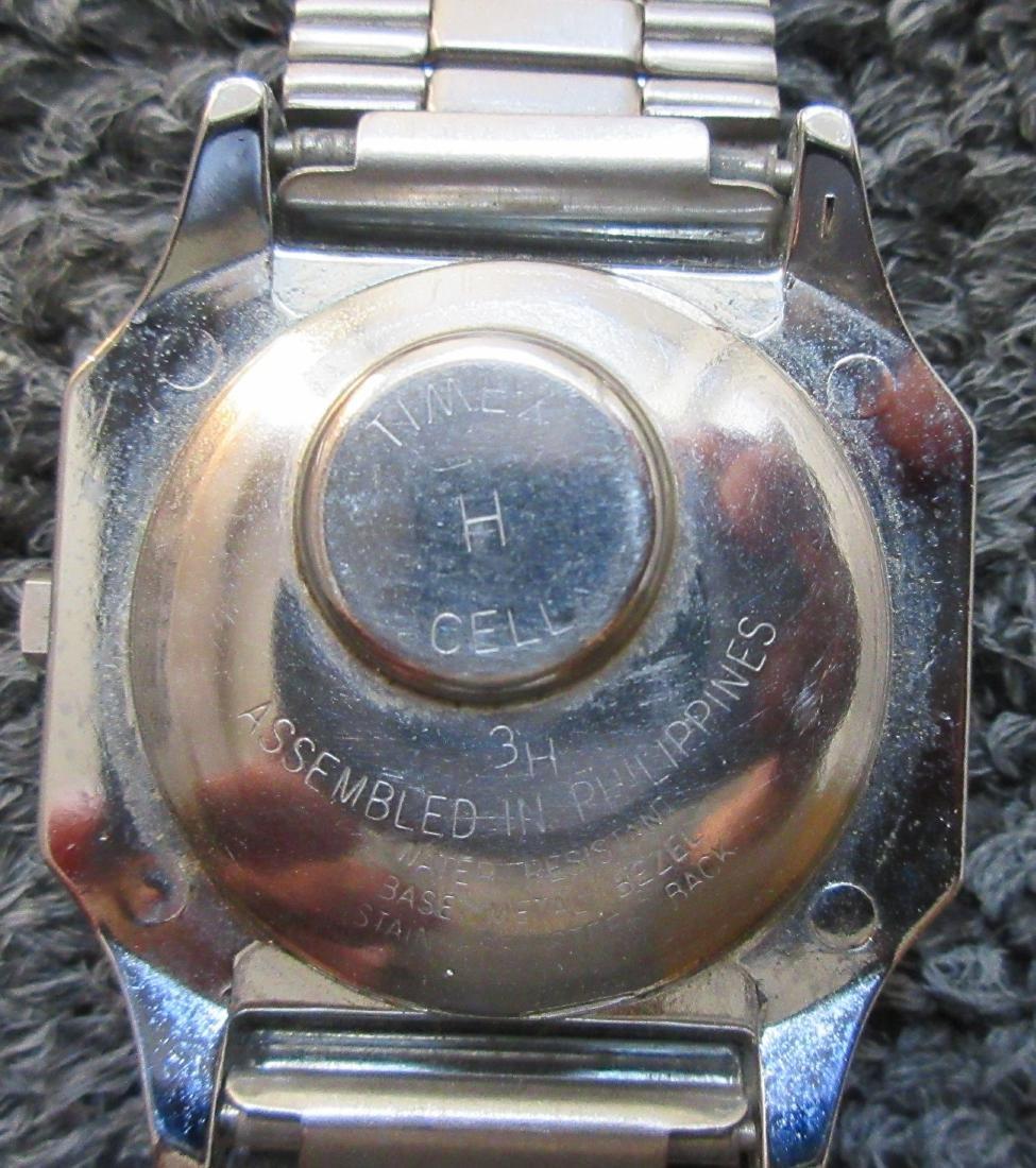 Vintage TIMEX H-Cell Digital Watch - 3