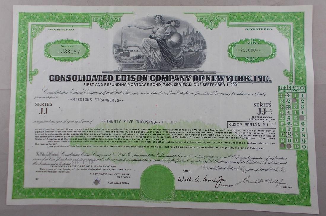 Consolidated Edison Company of New York, Inc. (Con Ed)