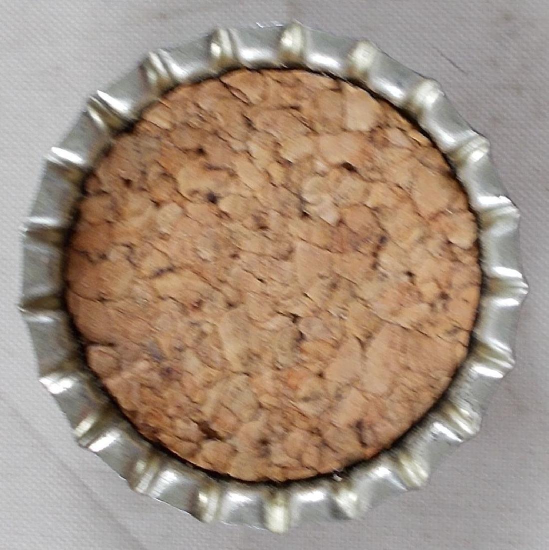 Frostie Root Beer Cork Lined Bottle Cap with Frostie - 2