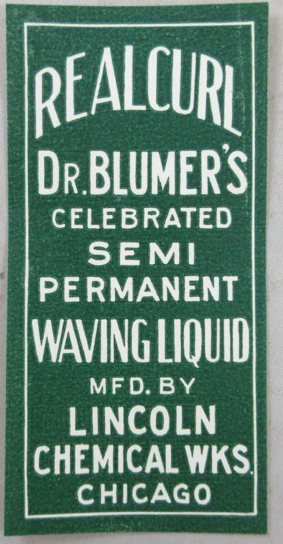 Dr. Blumer's RealCurl Celebrated Semi Permanent Waving