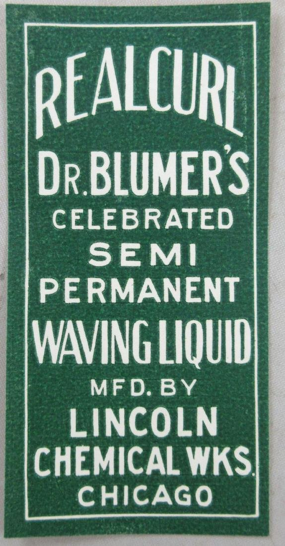 Dr. Blumer's RealCurl Celebrated Semi Permanent Waving