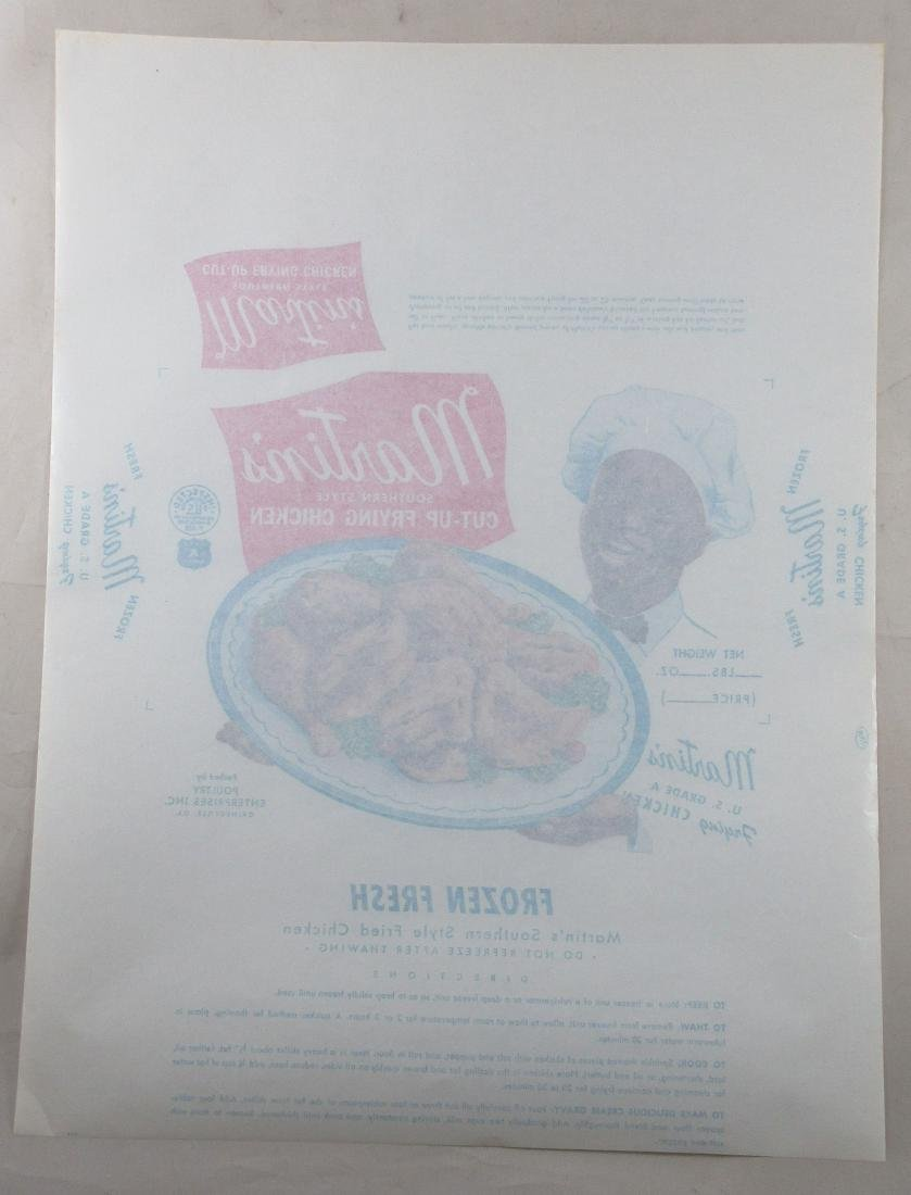"Large 16"" Martin's Southern Style Frying Chicken Box - 3"