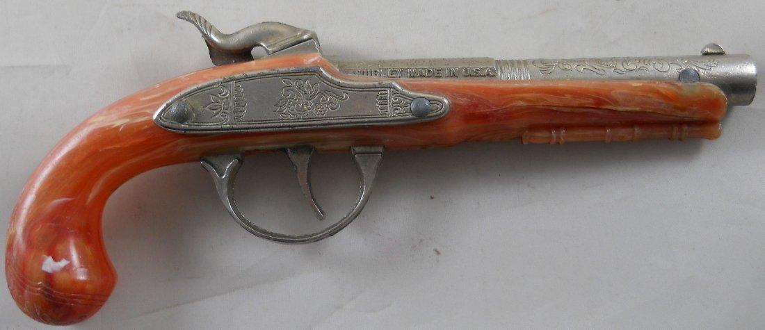 """HUBLEY """"Flintlock Jr."""" Toy Cap Gun - 2"""