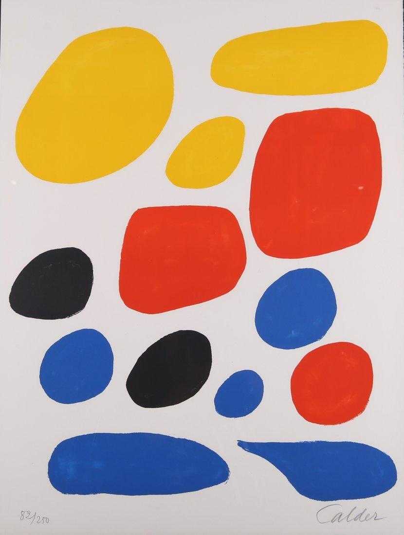 Alexander Calder - Flight Portfolio