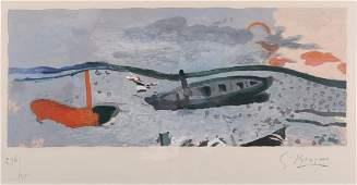 Georges Braque - 'Bord de la Mer'