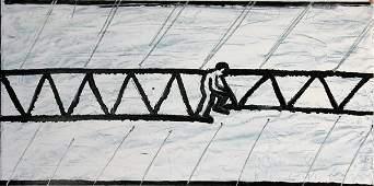 7: Alex Kremer (b.1966) Original Oil PAINTING