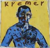 9: Alex Kremer (b.1966) Original Oil PAINTING
