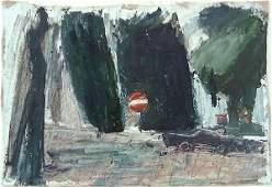 10: Alex Kremer (b.1966) Original Oil PAINTING