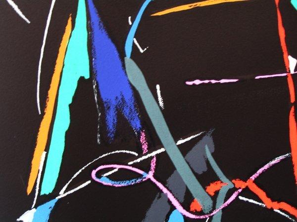4503: Andre Lanskoy Original Signed No. Lithograph - 3