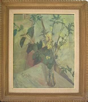 Avi Ayash Original oil Painting ISRAELI ART
