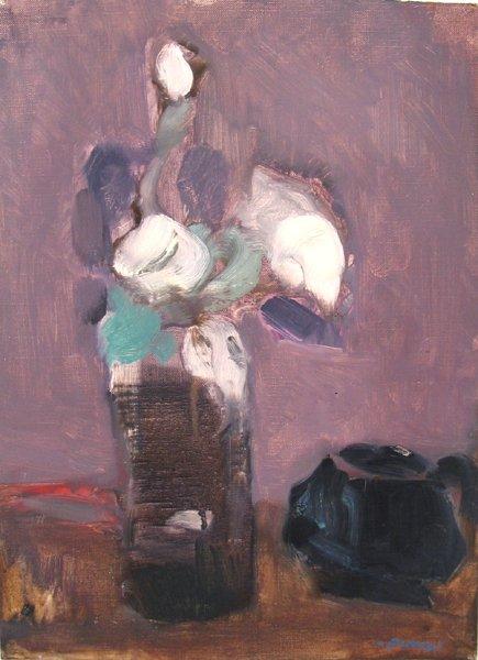 2009: Fima Original Oil Painting Israeli/Chinese Artist