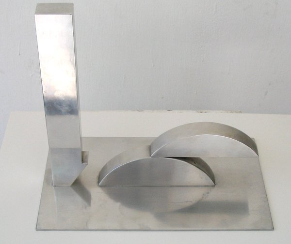 8211: Menashe Kadishman Original Sculpture