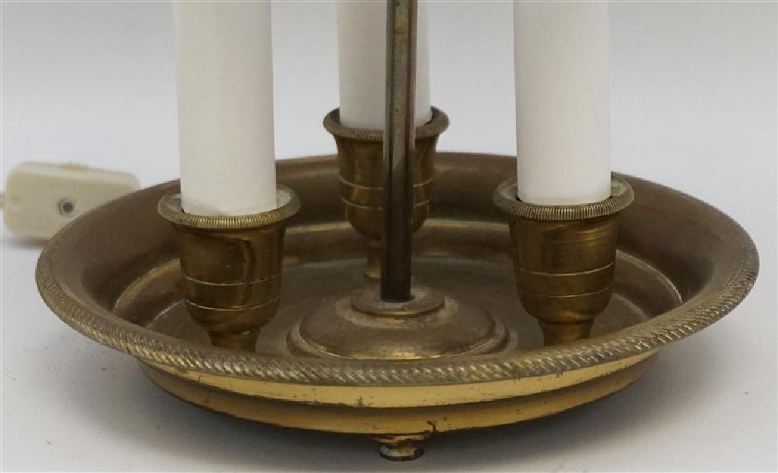 PETITE FRENCH TÔLE BOUILLOTTE LAMP - 3