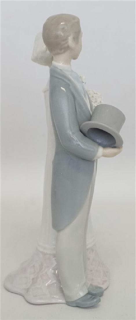 LLADRO WEDDING PORCELAIN FIGURINE - 5
