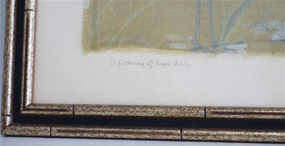 JESSIE EDWARDS 1977 ORIGINAL BATIK - 5