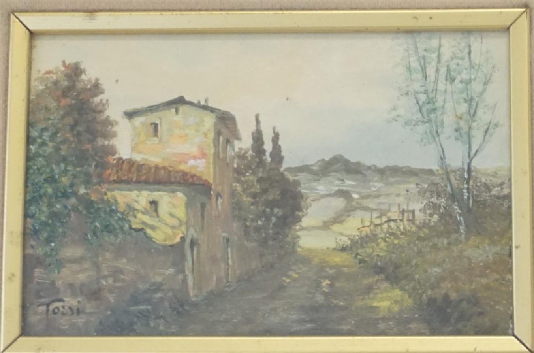 LUCIANO TORSI (b.1939) ITALIAN LANDSCAPE - 2
