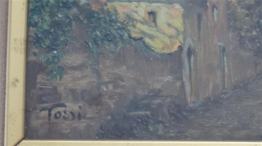 LUCIANO TORSI (b.1939) ITALIAN LANDSCAPE - 3