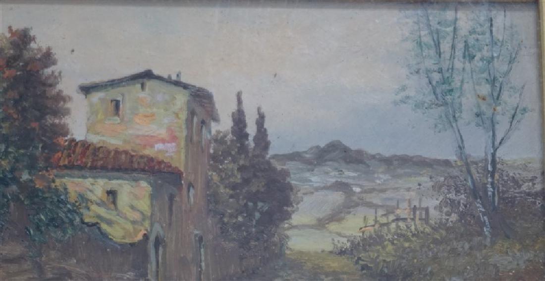 LUCIANO TORSI (b.1939) ITALIAN LANDSCAPE - 4