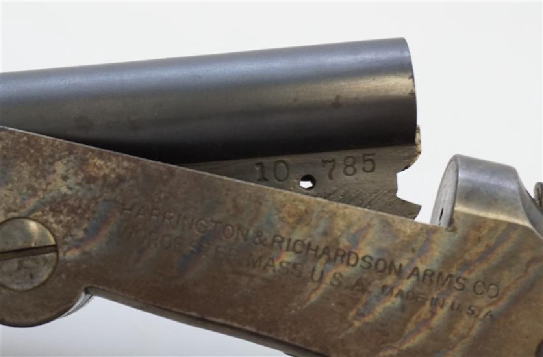 HARRINGTON & RICHARDSON 1945 SHOTGUN - 12