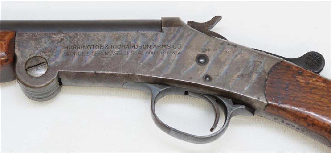 HARRINGTON & RICHARDSON 1945 SHOTGUN - 7